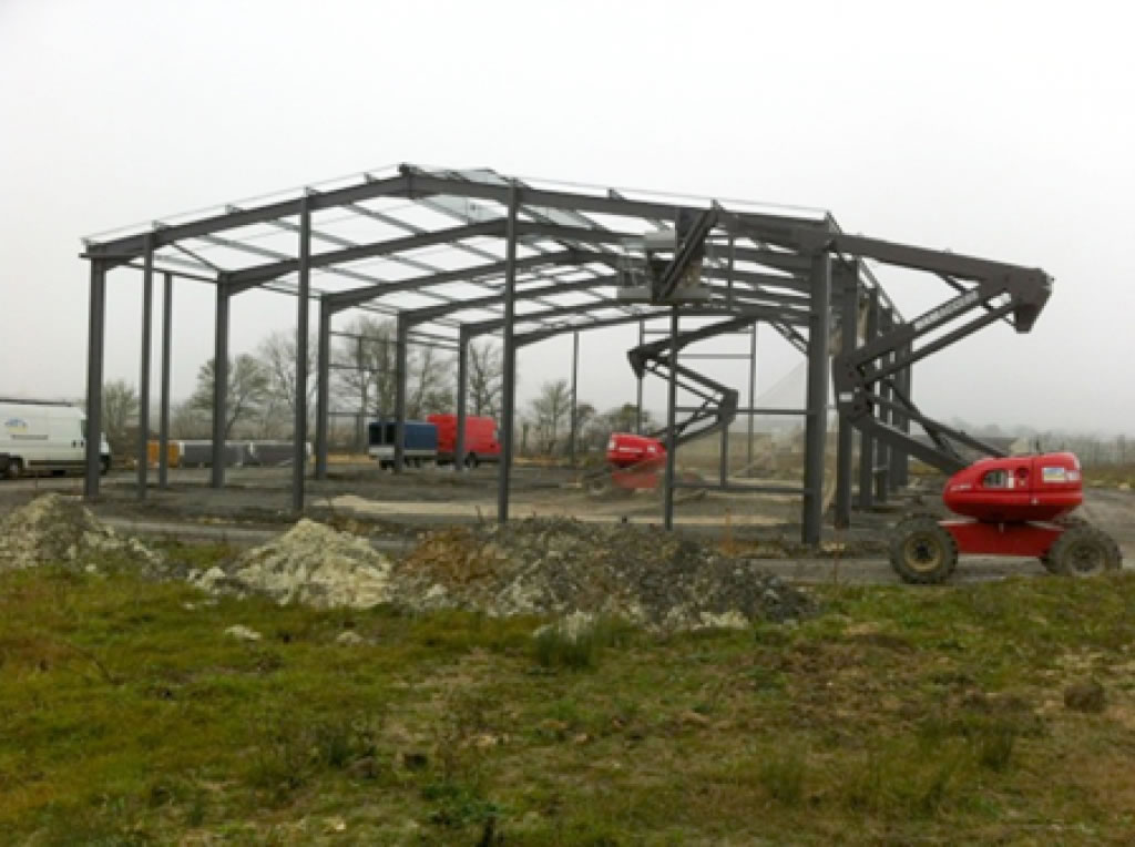 P pin construction for Construction agricole